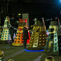 An Audience with the Daleks