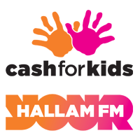 Hallam FM Cash for Kids will be fund raising at YCC2017