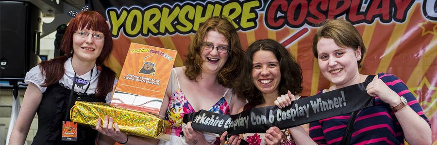 Yorkshire Cosplay Con Contest Winners