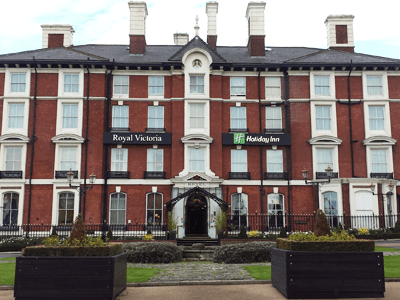 Holiday Inn Royal Victoria Sheffield is the host to the Yorkshire Codplay Con Summer Ball
