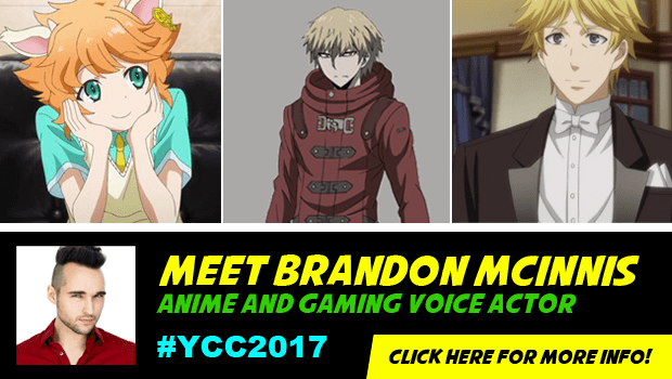 Brandon McInnis joins us at #YCC2017